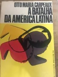 A baralha da América latina