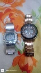 2 Relógios Citizen funcionando