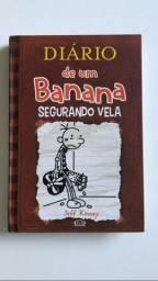 """Diario de um Banana 7""""Segurando Vela""""(Usado)"""