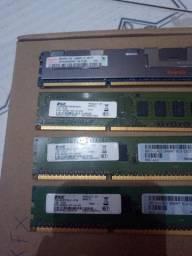 Memorias DDR3 e Cpu 775