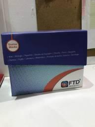 Livros FTD de exercícios de química do ensino médio completo