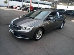 Honda Civic 1.8 LXS Flex 4P Autom