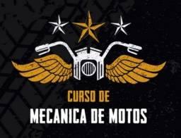 Curso de Mecânica de Motos Online Completo Com Certificado
