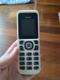 Telefone fixo móvel com problema