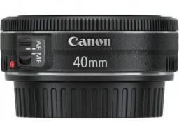 Lente Canon Ef-s 40mm F2.8 Stm Pancake
