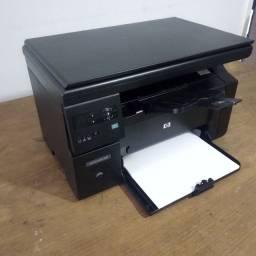 Impressora laser Hp m1132mfp