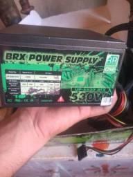 Fonte brx Power 530w