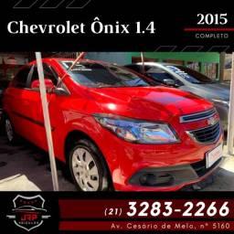 Chevrolet Onix 2015 completo