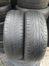 Dois pneus 185/65/15 usados