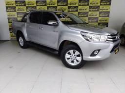 Toyota Hillux CD Sr-V  2.8 automatica 4x4 diesel
