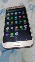 Samsung semi novo,sem nenhuma marca no visor