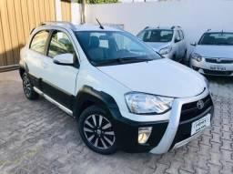 Toyota Etios Cross 1.5 Automatico 2018 37 mil km