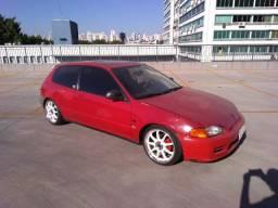 Honda Civic Hatch Si+