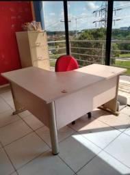 Mesas para escritório seminovas