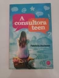 """Livro """"A consultora teen"""""""