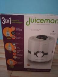Juiceman Polishop R$ 350 novo