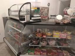 Balcão Completo Gelopar (Refrigerador, Expositor e Caixa)