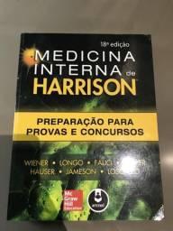 Medicina Interna Harrison - Preparação p/ Concursos - 18ª edição