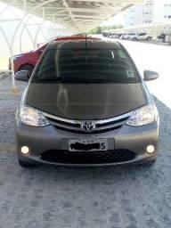 Toyota Etios 1.5 XLS Sedan Aut - 2017