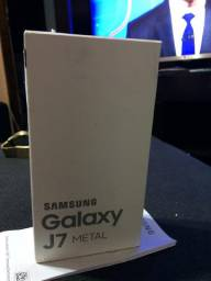 Galaxy J7 Metal Impecável Na Garantia (Só Venda)