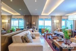 Apartamento 4 suítes 3 vagas para aluguel com 264 m² Ed. Golden Green Sudoeste