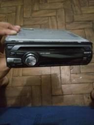Radio sony caixa trio acc troca em coisas p casa