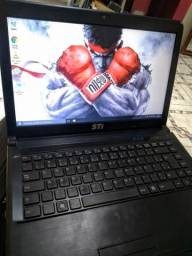 Notebook STi Core i5 470,00 LEIA !