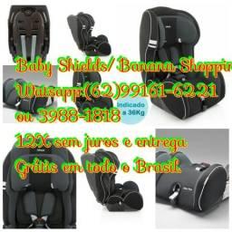 Cadeira Star Plus de 9 a 36 kg Reclinável