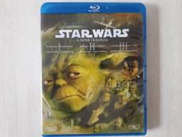 Trilogia Star Wars Blu Ray Disc (3 discos)