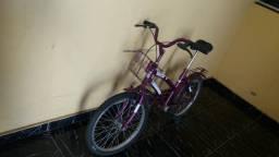 Bicicleta aro 20 feminina
