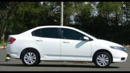Honda City 2013 Automático Branco - 2013