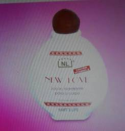 New love -Loção hidratante
