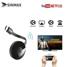 Chromecast 2 Hdmi Edição 2017 Original 1080p Google New c3d8cad1d7