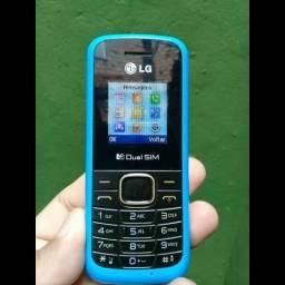 Celular 2 chips ( LG )