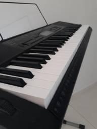 Teclado C/ tecla de piano