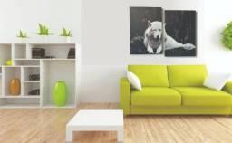 Quadro Decorativo 80 X 60 Cm Telado Canvas