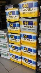 Bateria Moura 60ah Preço Especial (Entrega e instalação Grátis )