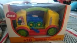 Brinquedos transcar baby