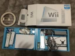 Nintendo Wii Original com 25 Jogos - Perfeito Estado