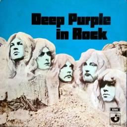 Deep Purple - In Rock (vinil, usado)