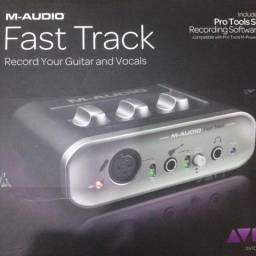 Interface M Audio Fast Track