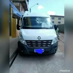 Renault master furgão - 2015