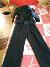 Vendo este conjunto de Terno com 2 gravatas N: 42