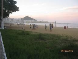 Apartamento Temporada Na Primeira Quadra Vista Mar Praia da Costa 3 Quartos