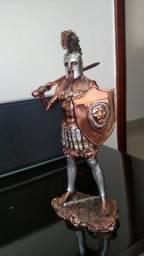 Estátua Guerreiro Espartano