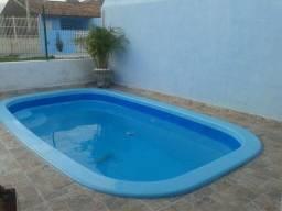 Casa com piscina litoral do parana