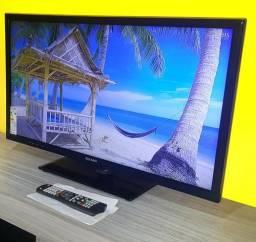 "TV LED SEMP 32"" POLEGADAS Full HD"
