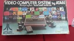 Atari na caixa