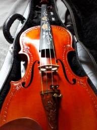 Violino réplica Antônio stradivarius