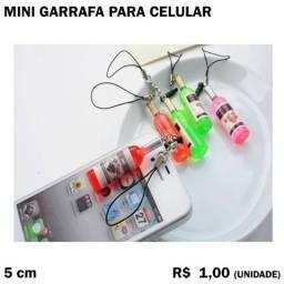 Mini Garrafa para Celular
